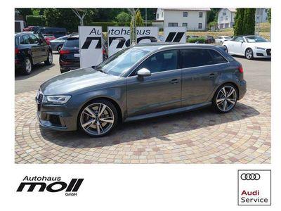 gebraucht Audi RS3 Sportback 2.5 TFSI qu. S-tronic LED, Assist
