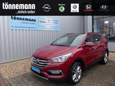 used Hyundai Santa Fe 2.2 CRDi 4WD Premium AT, Panoramadach, Xenon, Navi, Rückfahrkamera
