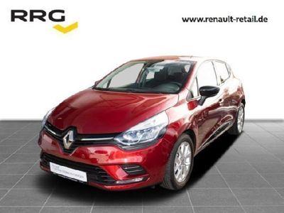 gebraucht Renault Clio IV IV 0.9 TCe 90 LIMITED Navi, Einparkhilfe, S