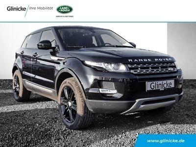 gebraucht Land Rover Range Rover evoque Pure 2.2 TD4 Navi e-Sitze Rückfahrkam. Allrad Mult