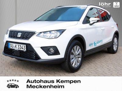 gebraucht Seat Arona 1.0 TGI (KJ) SUV5 Style (EURO 6d-TEMP) RS 2566 FA