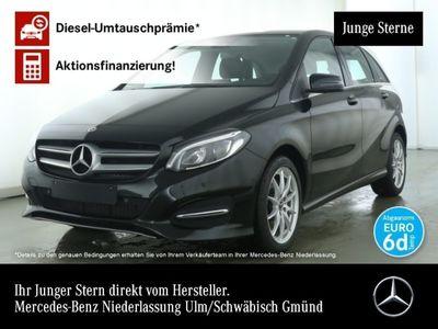gebraucht Mercedes B250 Urban Stdhzg COMAND LED AHK Keyl-GO PTS Temp