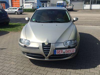 gebraucht Alfa Romeo 147 1.6 SparkTwinECO Shape Zahnrimen bei 118000