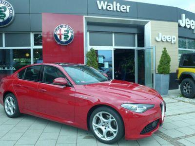 gebraucht Alfa Romeo Giulia Veloce Q4 2.2 Diesel 210PS