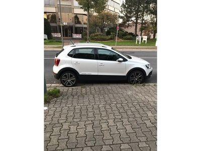 usado VW Polo Cross 1.2 TSI Urban White