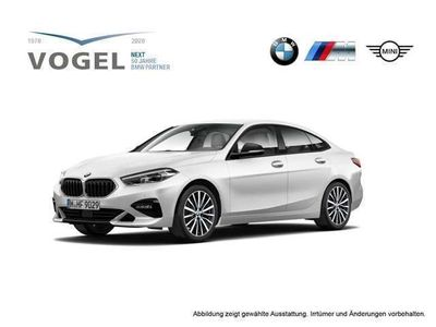 gebraucht BMW 218 i Sport Line HiFi DAB LED WLAN Tempomat Shz