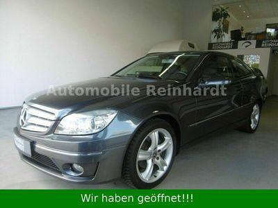 gebraucht Mercedes CLC180 Kompressor ***KLIMA+LEDER+MFL+ALU***