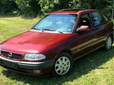 gebraucht Opel Astra CC 1,6 Automatic HU/AU 6.2021