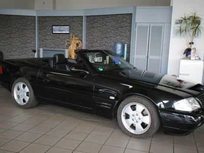 gebraucht Mercedes 280 SLmit Xenon & Kindersitzbank! 88000km !!