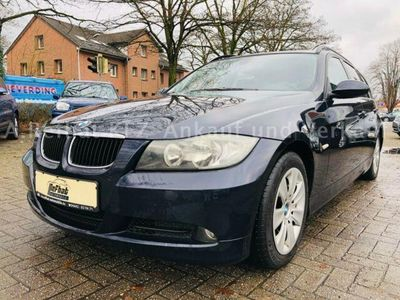 gebraucht BMW 318 318 Baureihe 3 Touring d Scheckheft / 2.Hand