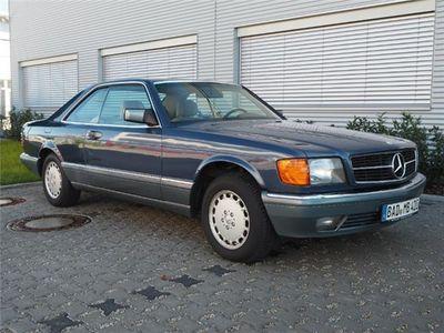 gebraucht Mercedes 420 SEC