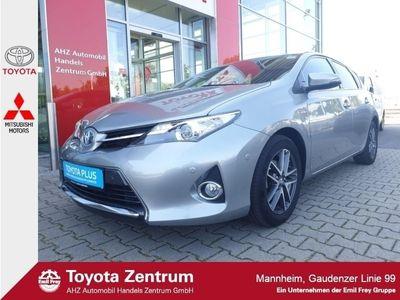 gebraucht Toyota Auris 1.8 VVT-i Hybrid Edition, Navi, Rückf.