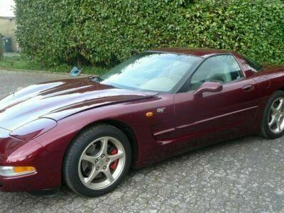 gebraucht Corvette C5 Anniversary, Targa, Liebhaberfahrzeug