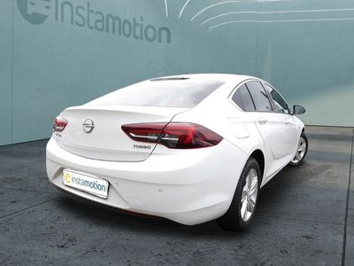 gebraucht Opel Insignia Insignia1.5 Turbo Dynamic Navi Vollleder Klima