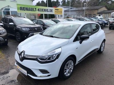 gebraucht Renault Clio IV LIMITED 2018 TCe 75