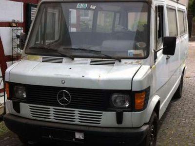 gebraucht Mercedes T1 207 D,Bus lange Version