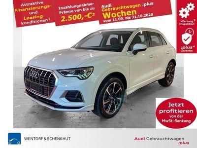 gebraucht Audi Q3 advanced 35 TFSI LED Navi+ ACC AHK VC DAB
