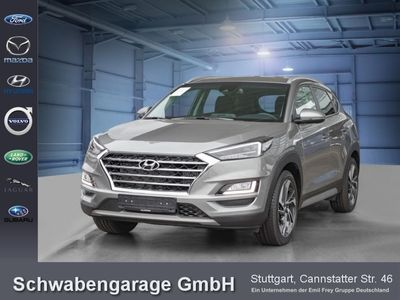 gebraucht Hyundai Tucson 1.6 Turbo 2WD Style