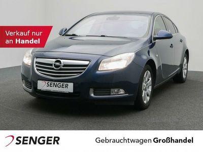 gebraucht Opel Insignia 2.0 150 Jahre Navi Sicht-Paket Fahrzeuge kaufen und verkaufen