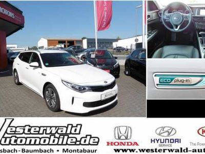 gebraucht Kia Optima Hybrid Sportswagon 2.0 GDI Plug-In Spirit /LED/Nav