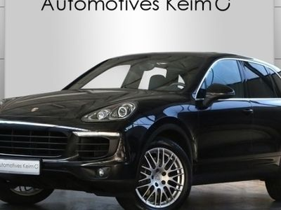 gebraucht Porsche Cayenne D PANODACH BOSE KAMERA PASM PRIVACY SH