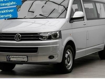 gebraucht VW Caravelle T5 2.0 TDIComfortline Klima+PDC+AHK