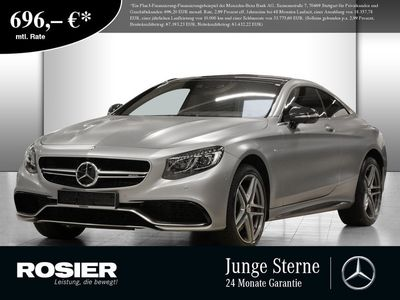 gebraucht Mercedes S63 AMG S 63 AMG 4M Coupe Distronic