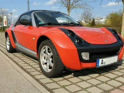 gebraucht Smart Roadster Softtouch TOP