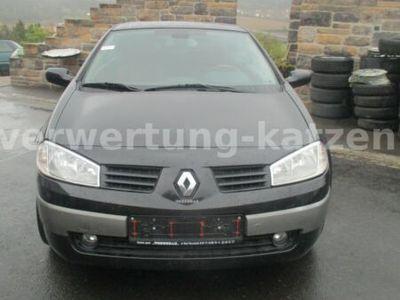 gebraucht Renault Mégane Cabriolet II Coupe/ Dynamique