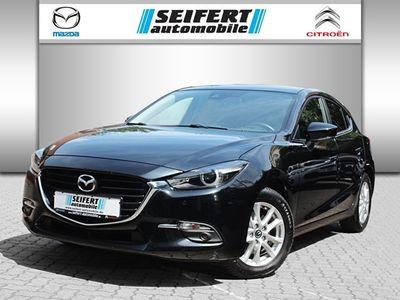 gebraucht Mazda 3 S SKYACTIV-G 120 6AG AL-EXCLUSIVE ACT-P NAV