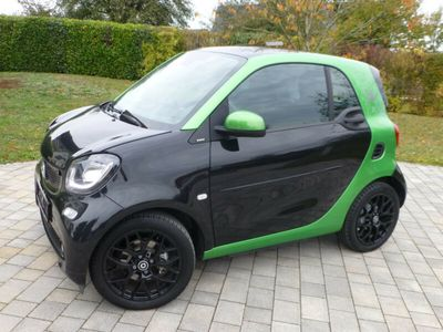 käytetty Smart ForTwo Electric Drive coupe / EQ
