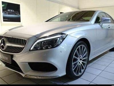 gebraucht Mercedes CLS250 d COUPÉ AMG NAVI+COMAND+LED+STHZ+PTS+SHZ