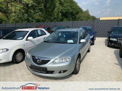 used Mazda 6 Lim. 2,0 L Exclusive