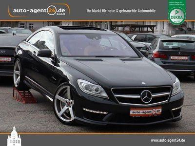 gebraucht Mercedes CL63 AMG AMG NIGHTVISION/EXCLUSIVE/STANDHZG.