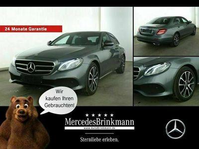 gebraucht Mercedes E300 Limousine AVANTGARDE/SHD/LED/SHZ/TOTWINKEL als Limousine in Güstrow