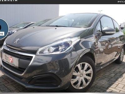 gebraucht Peugeot 208 1.2 12V PureTech 68-72 Active Bluetooth Klima