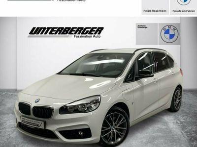 gebraucht BMW 225 2er Active Tourer Active Tourer xe iPerformance Sport Line Shz
