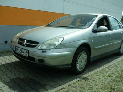 gebraucht Citroën C5 Lim. 3.0 V6 /-Automatik Exclusive TÜV abgelau