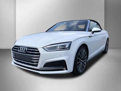 gebraucht Audi A5 Cabriolet 40 TFSI S-tronic S-Line Sportpaket SO
