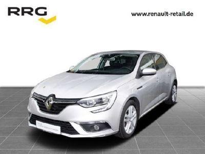 gebraucht Renault Mégane IV Megane1.2 TCe 100 Klimaautomatik, Navi, Blue