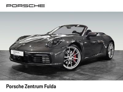 gebraucht Porsche 911 Carrera S Cabriolet 992 (911) - 2.900 KM, Werkswagen