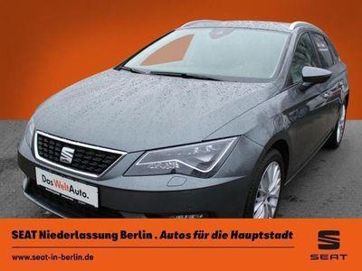 käytetty Seat Leon ST Style 1.6 TDI Rückfahrkamera,Licht- und