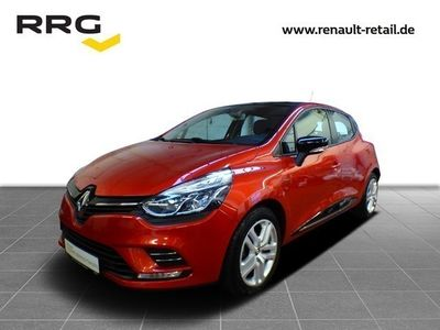 käytetty Renault Clio IV IV 1.2 16V 75 Limited Navi + Panoramadach!!