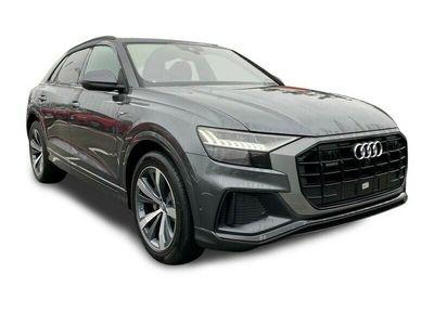 gebraucht Audi Q8 50 TDI qu 3x S line-Luft-AHK-B&O Adv-Pano-TV