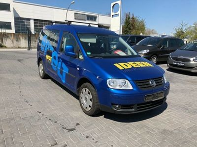 gebraucht VW Caddy Maxi Life Gewinner Caddy/8fach bereift/Nav