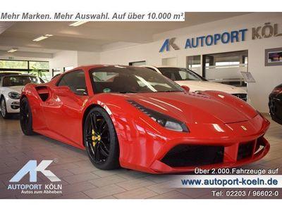 gebraucht Ferrari 488 Spider Racingsitze