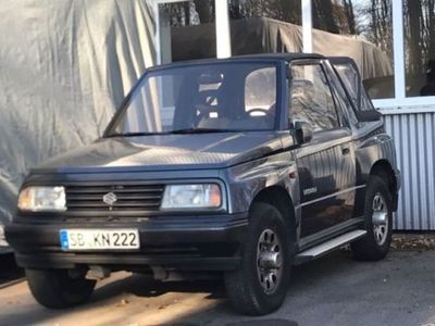 używany Suzuki Vitara JLX Cabrio