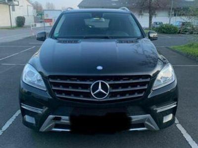 gebraucht Mercedes ML250 BlueTec
