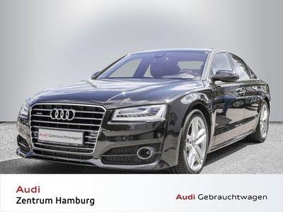 gebraucht Audi A8 3,0 TDI quattro tiptr. LUFTFAHRWERK MASSAGE