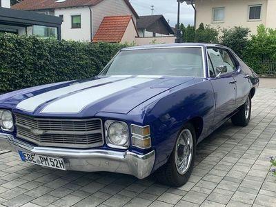 gebraucht Chevrolet Chevelle als Limousine in Poing